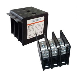 Open Power Distribution Block - Mersen - Powerfuse.com