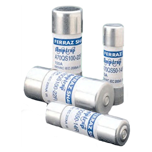 US Style High Speed Fuses Ferrule - Mersen - Powerfuse.com