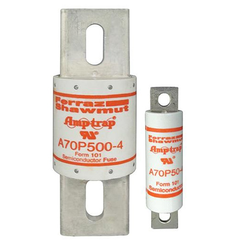US Style High Speed Fuses Form 101 - Mersen - Powerfuse.com